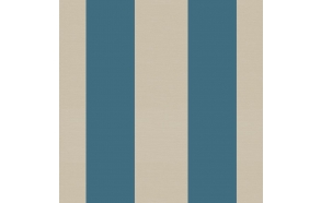 Decadence Stripe Blue