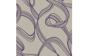 Decadence Ribbon SwirlPurple