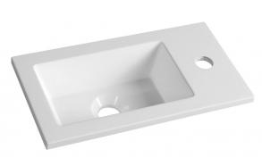 kivimassist valamu mööblile 40x22 cm, valge