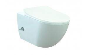 rimless seina wc Free, integreetitud bideesegistiga