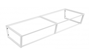 SKA construction under washbasin 1200 mm white mat