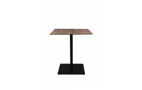 Bistro Table Braza Square Brown