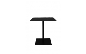 Bistro Table Braza Square Black