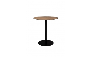 Counter Table Braza Round Brown