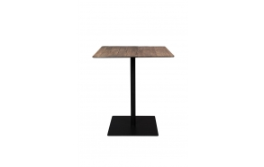 Counter Table Braza Square Brown