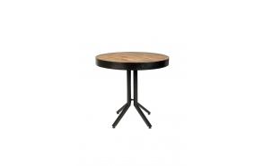 Bistro Table Maze Round Natural