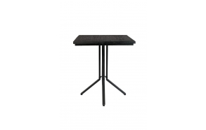 Counter Table Maze Square Black