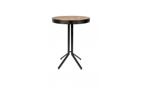 Bar Table Maze Round Natural