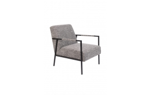 Lounge Chair Wakasan Grey
