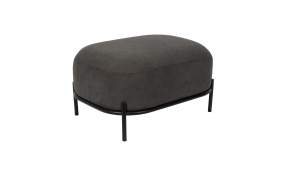Hocker Polly Grey
