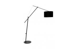 Floor Lamp Tokio  Black