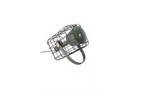 Table Lamp Cage Black