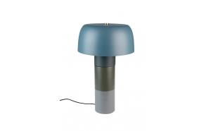 Table Lamp Muras Tricolore Blue