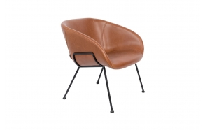 Lounge Chair Feston Brown