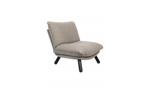 Lounge Chair Lazy Sack Light Grey