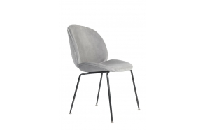 chair Selma, blue fabric (7033-04)