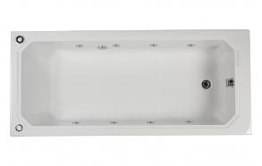 massage bath Arte 170x75 cm