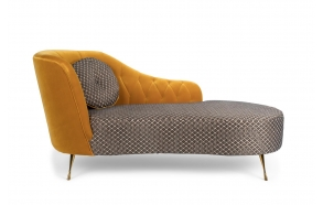 Lazy Daydreamer Daybed Ochre