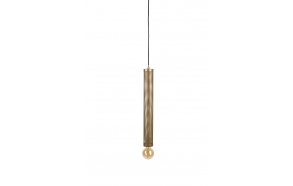 Sweet Mesh Pendant Lamp M Gold