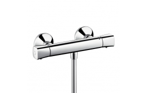Hansgrohe Ecostat universal, exposed shower thermostat