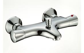 Dushi/vanni termostaatiline segisti Harma 8870, Cr