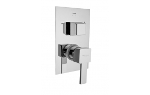 "BUILT-IN SHOWER MIXER ""PRETTY"", 3 OUTLETS"