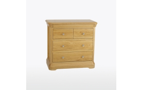 2+2 Chest of drawers