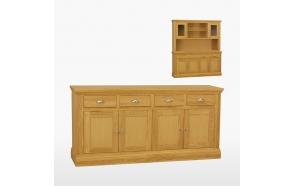 Large dresser base