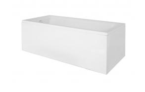 TALLY 100x70 cm, bath+feet
