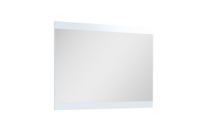 MIRROR BARCELONA 80 WHITE