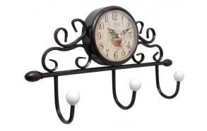 Wall clock Coffe Shop 36x20.5x8.5cm