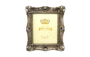 Photoframe antique gold, 20x25cm