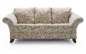 3 seat sofa, fabric RIMINI beige