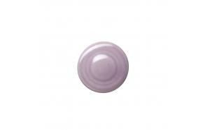 Ceramic handle, purple ø3,1cm