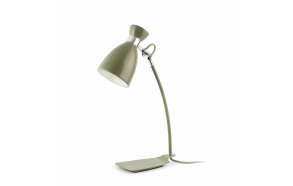 RETRO TABLE LAMP VERDE E14 MAX 20W, METAL
