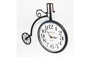 Clock Bicycle 36x29.5x9cm