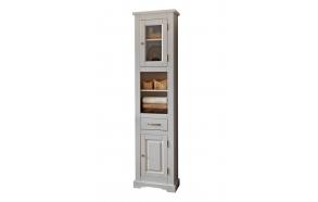 tall cabinet Romantic (2D1S)