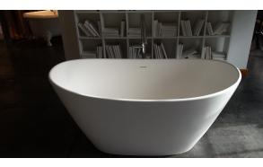 Cast stone bath AMORE