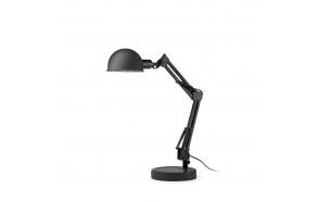 TABLE LAMP 1L E14 11W BLACK
