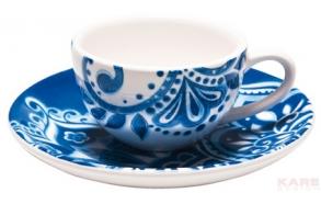 Espressotass Blaue Stunde