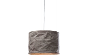 Pendant Lamp Rivet Brown