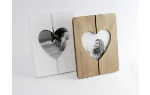 Pildiraam Heart, puit, 12x14 cm