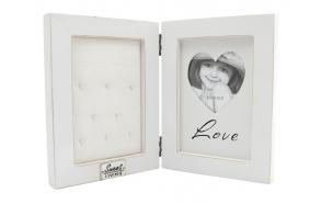 Photo frame Sweet Living 10x15, 30x1.5x20cm