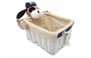 Basket Pirate M 28 x22x h16cm