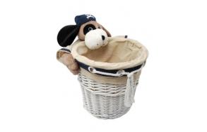 Basket Pirate M round D18 x h18cm