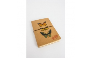 BUTTERFLY NOTEBOOK LARGE