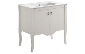 cabinet under washbasin Elizabeth (2D), basin not included