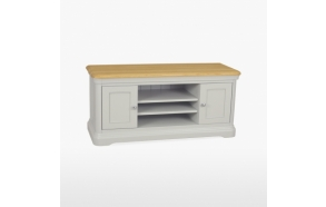 TV Unit - 2 door, shelving