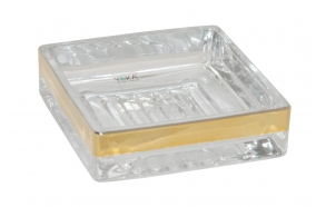 soap dish GOLD SPA