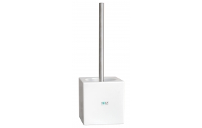toilet brush w holder NORDIC SQUARE